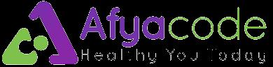 Afyacode logo transparent